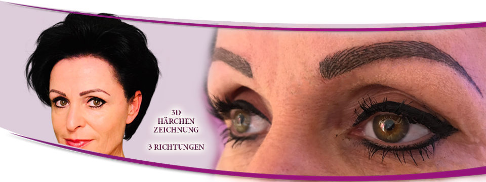 Augenbrauen Permanent Make Up Termin