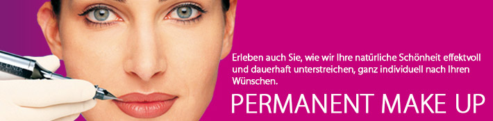 Permanent Make Up Studio in Berlin