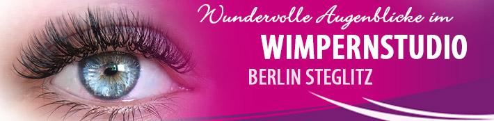 Wimpernverlängerung / Wimpernstudio Berlin Steglitz
