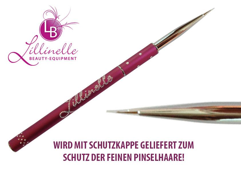 Nailart Pinsel  Gr 0 von Lillinelle