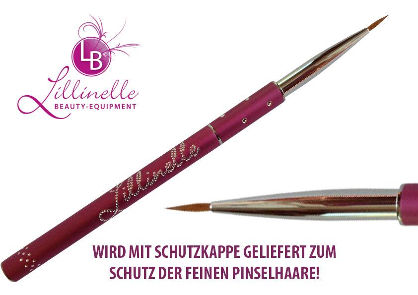 Nail Art Pinsel fr Malerei Gr2 von Lillinelle