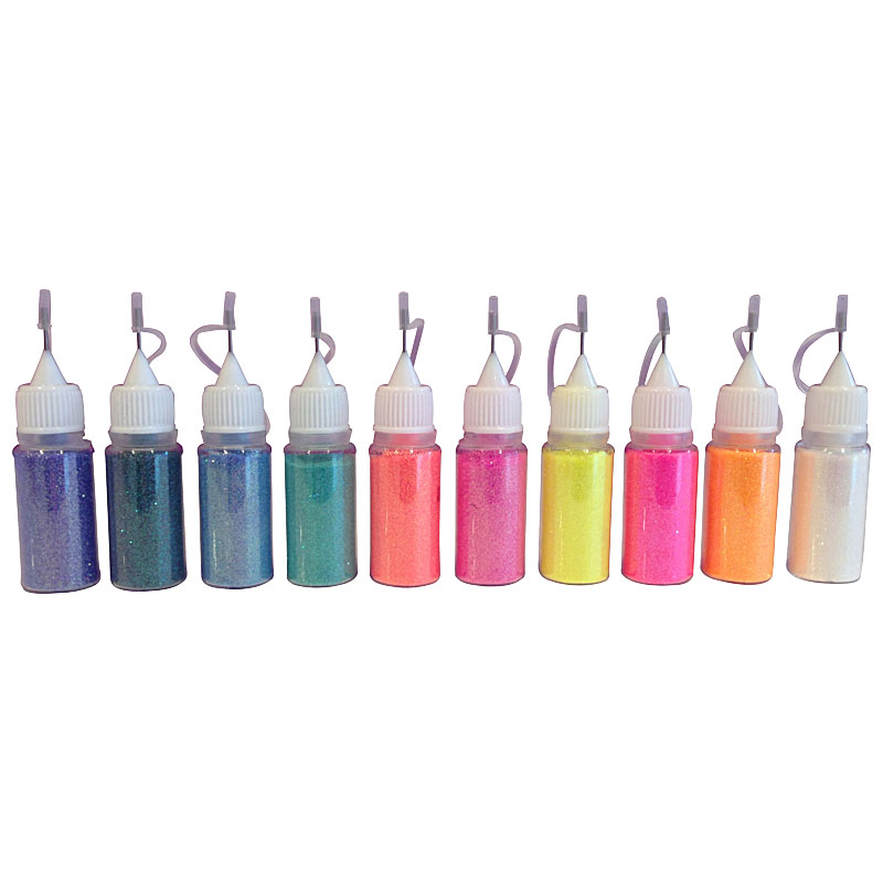 Nail Art GlitterSet NEON Shopartikel
