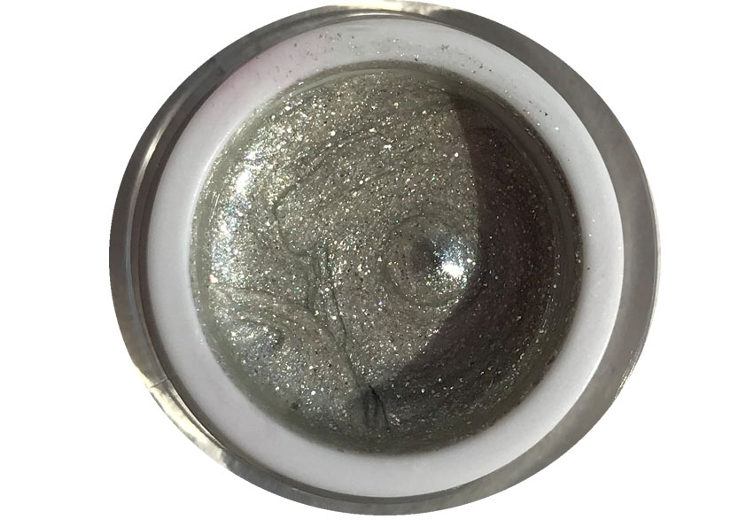 Glittergel Dream Silver Shopartikel