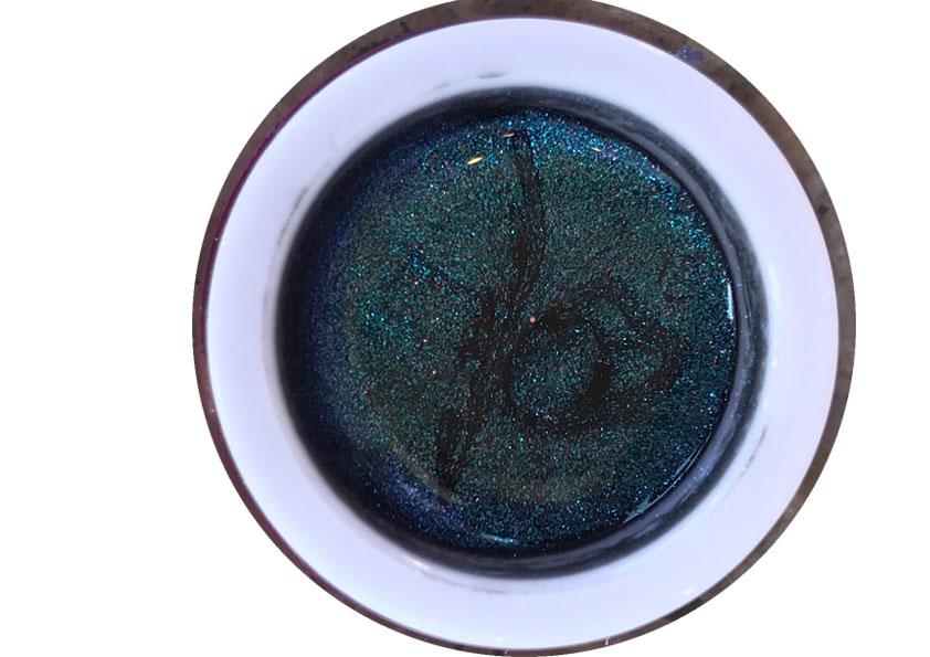 Glittergel Flip Flop Blue