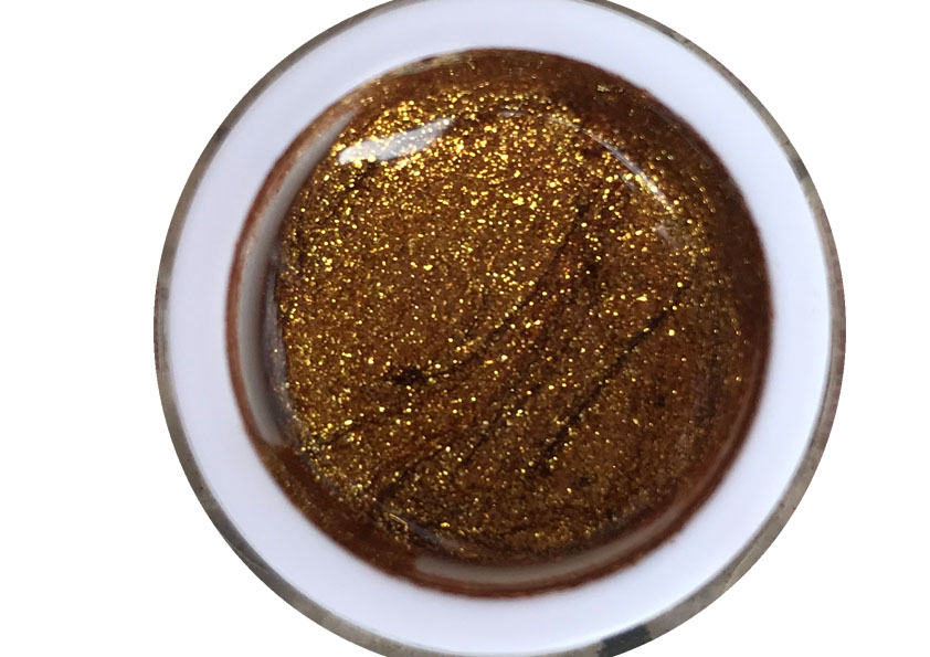 Glittergel Super Gold Shopartikel