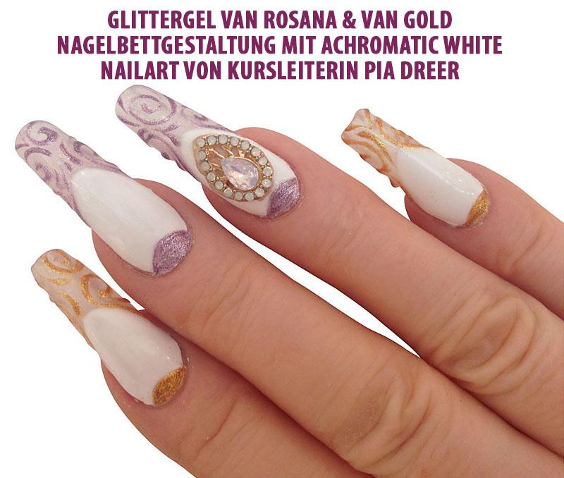 Glittergel Van Rosana