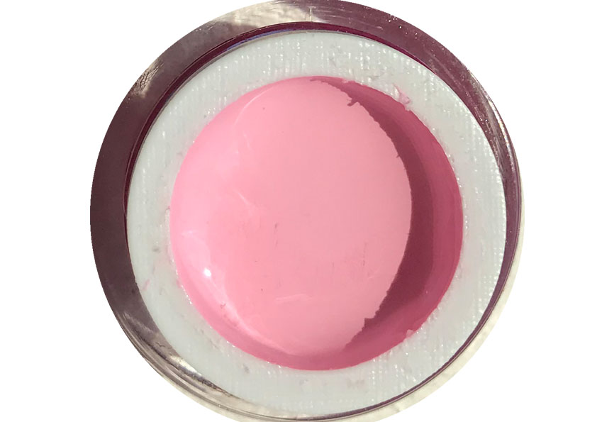 Farbgel Baby Rose Pastell