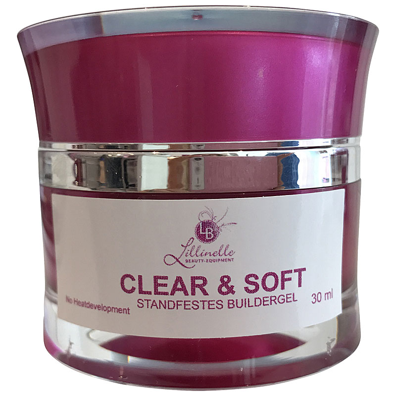 Aufbaugel Clear & Soft 30 ml