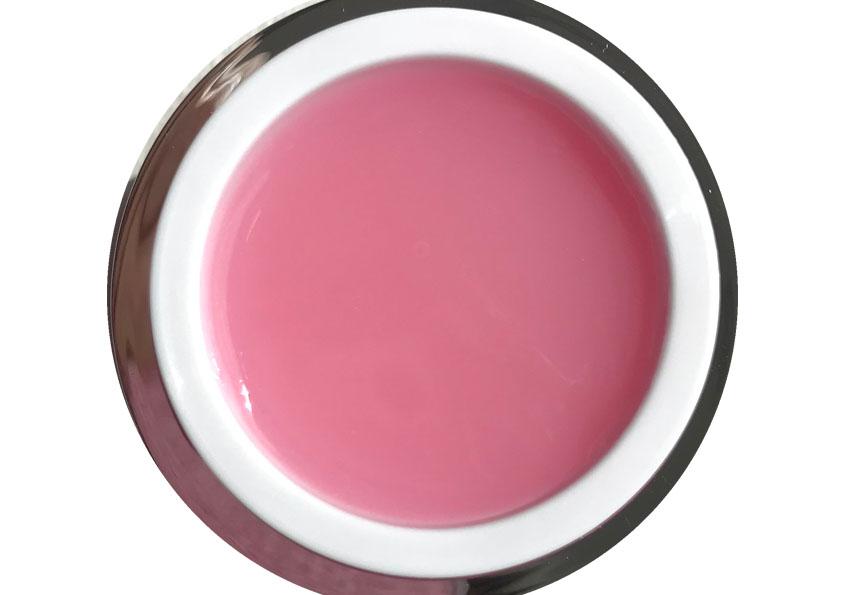Aufbaugel Milky Ros 15 ml