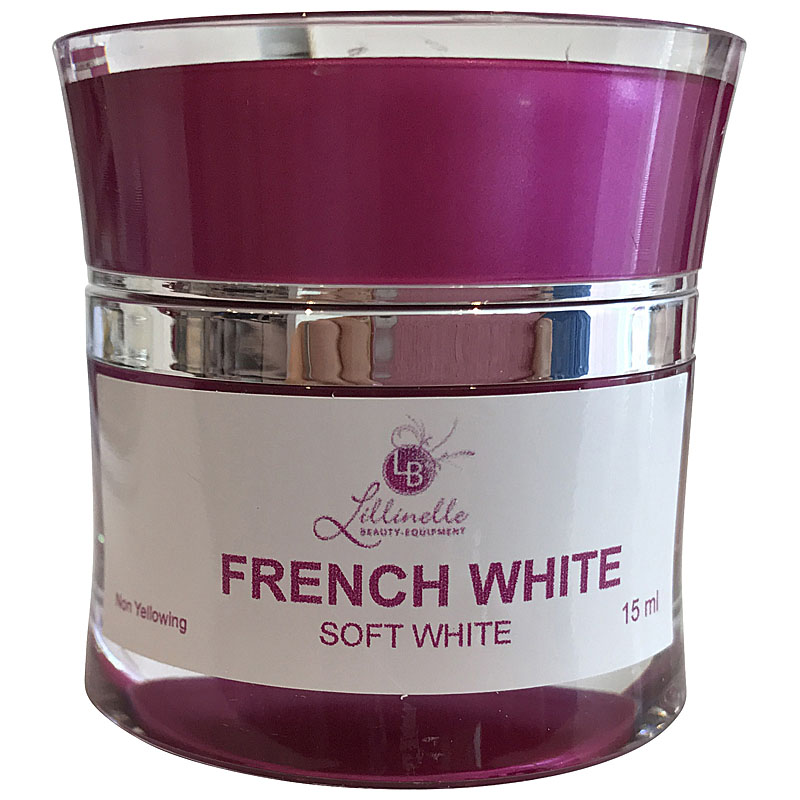 French Gel White  SOFT WHITE