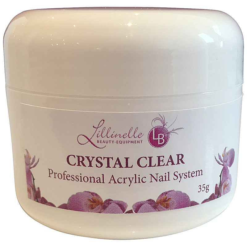 Acrylic Crystal Clear Powder Shopartikel