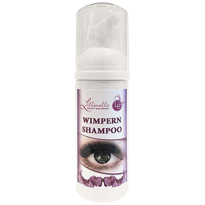Wimpernshampoo 50 ml Shopartikel