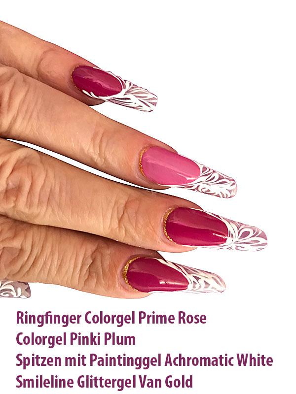 Farbgel Pinki Plum