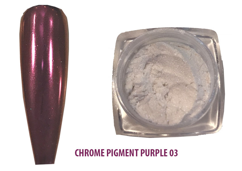 Chrome Pigment Purple 03