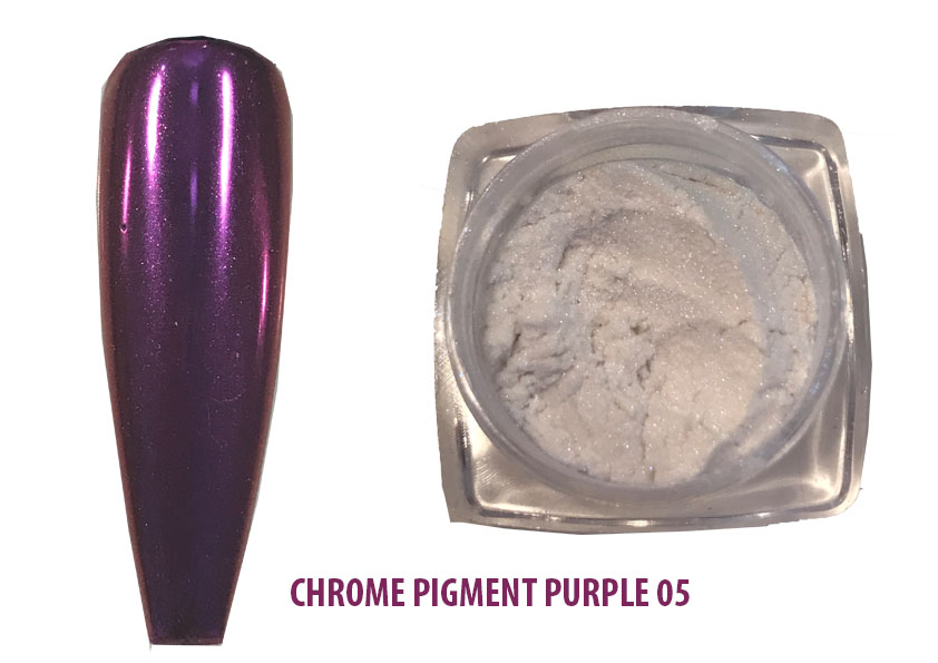 Chrome Pigment Purple 04
