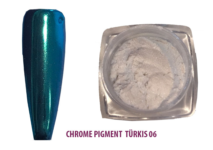 Chrome Pigment Trkis 06 Shopartikel
