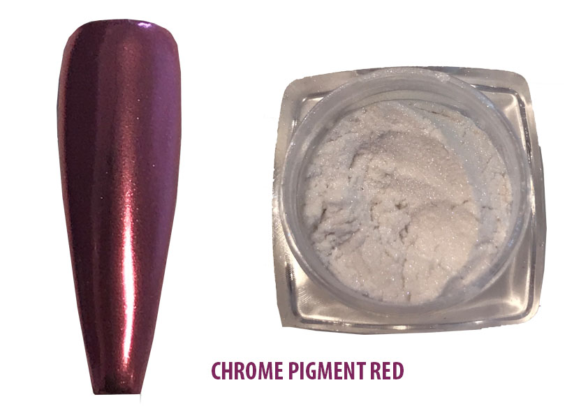 Chrome Pigment  Red