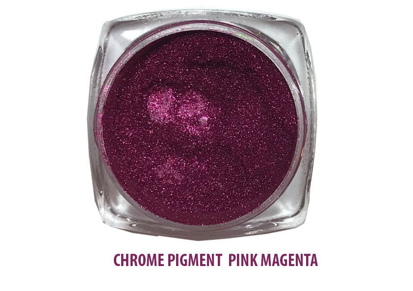 Chrome Pigment Pink Magenta Shopartikel