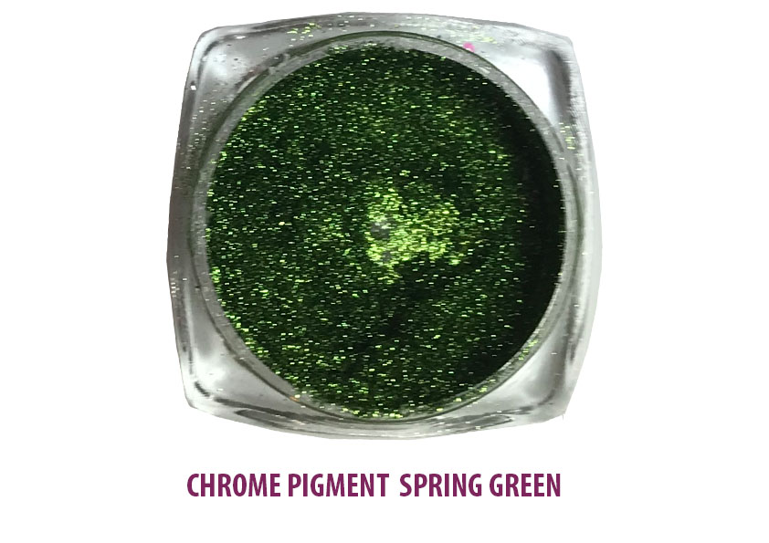 Chrome Pigment Spring Green Shopartikel