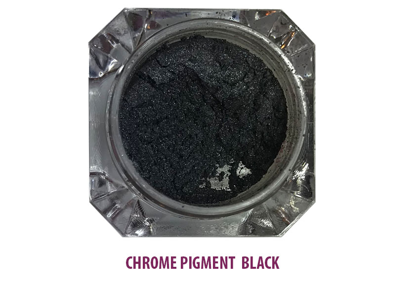 Chrome Pigment Black