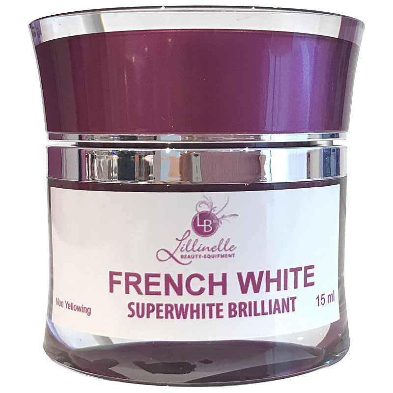 French Gel White Super White Brilliant