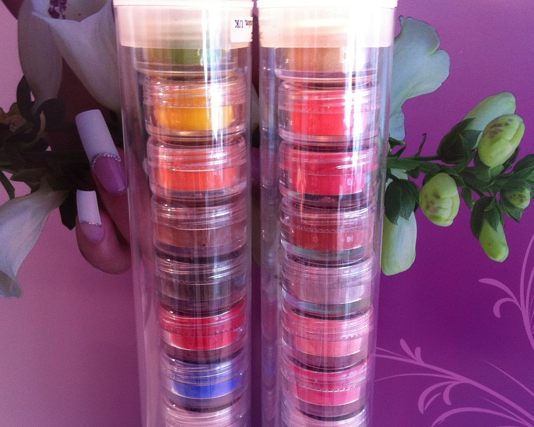 Deluxe Acrylic Color Powder